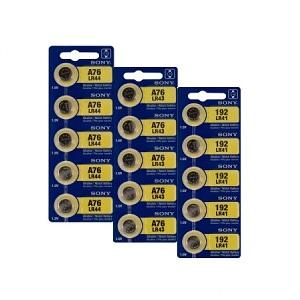 Baterii mini alcaline